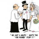 Как проходит самая дешевая свадьба